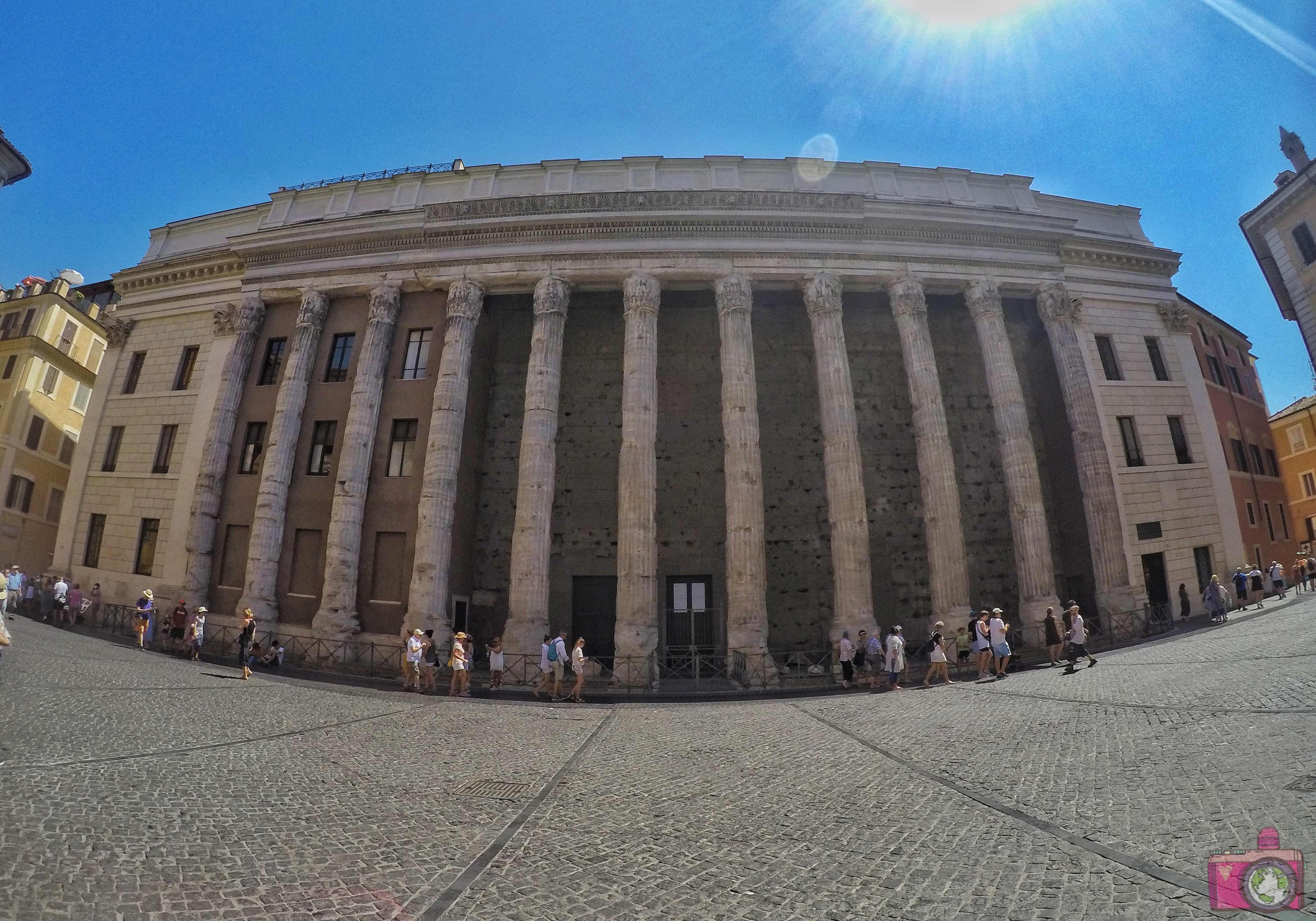 Cosa vedere a Roma Tempio di Adriano