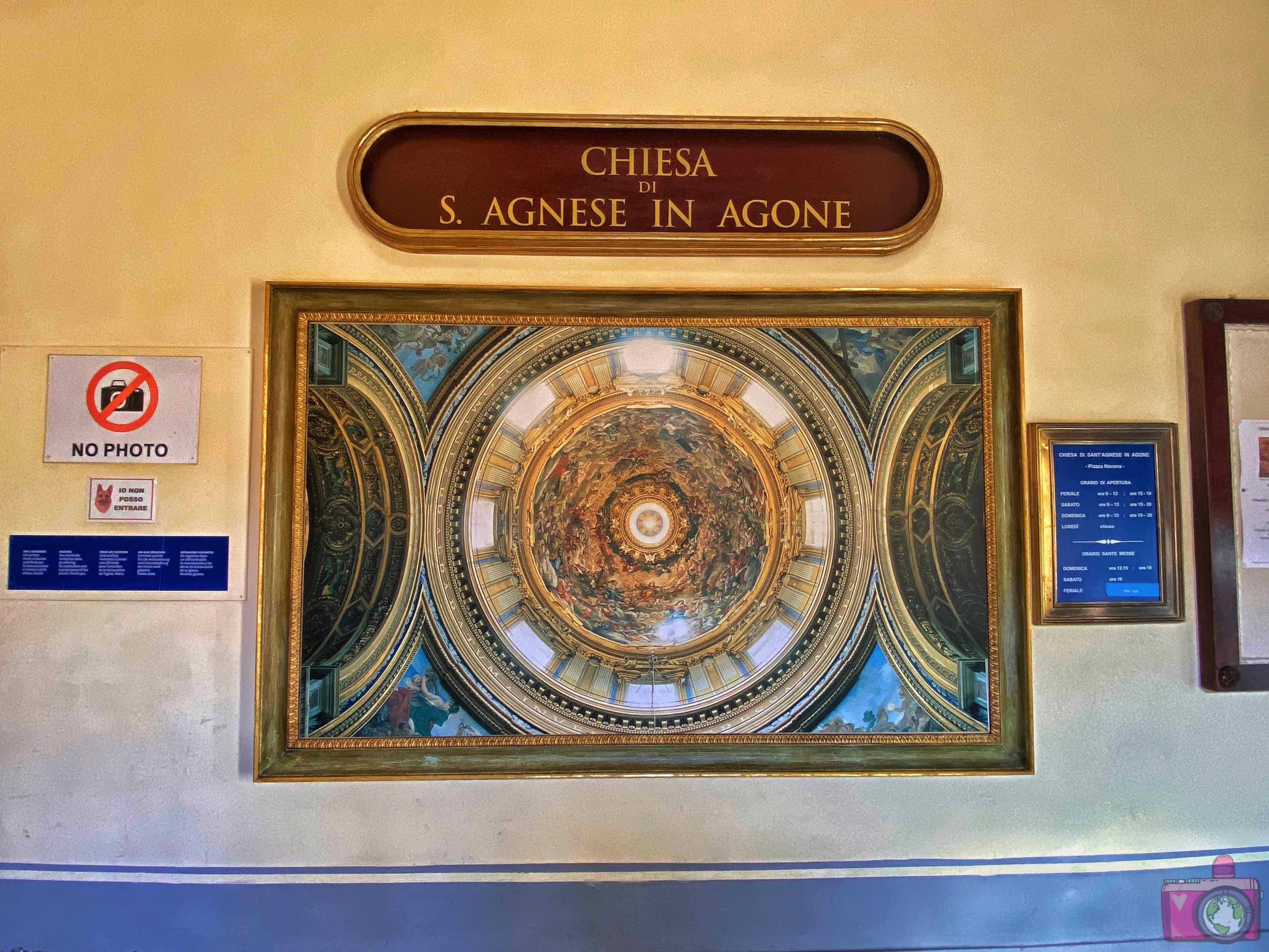 Cosa vedere a Roma Chiesa di Sant'Agnese in Agone
