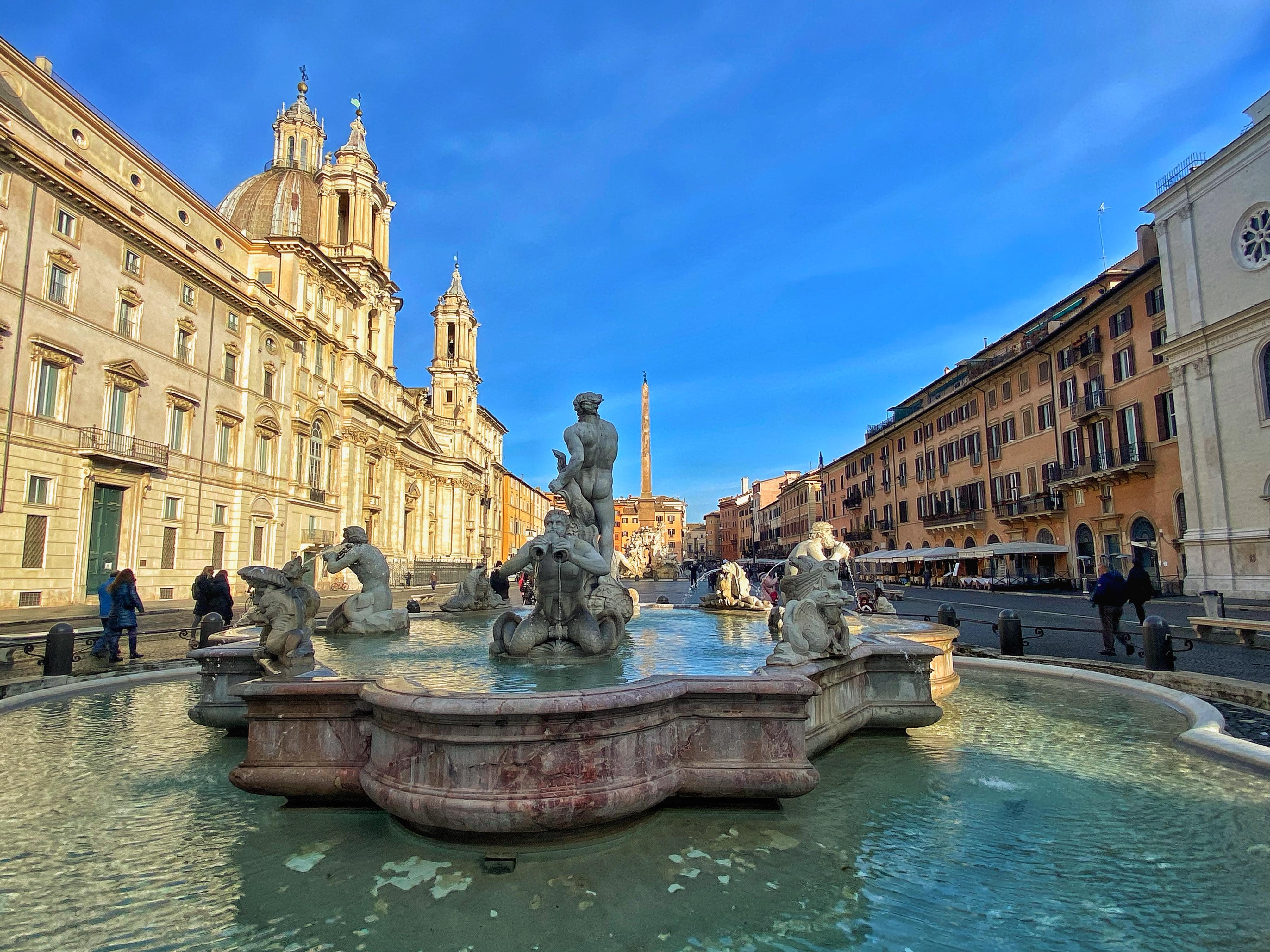 Cosa vedere a Roma Piazza Navona