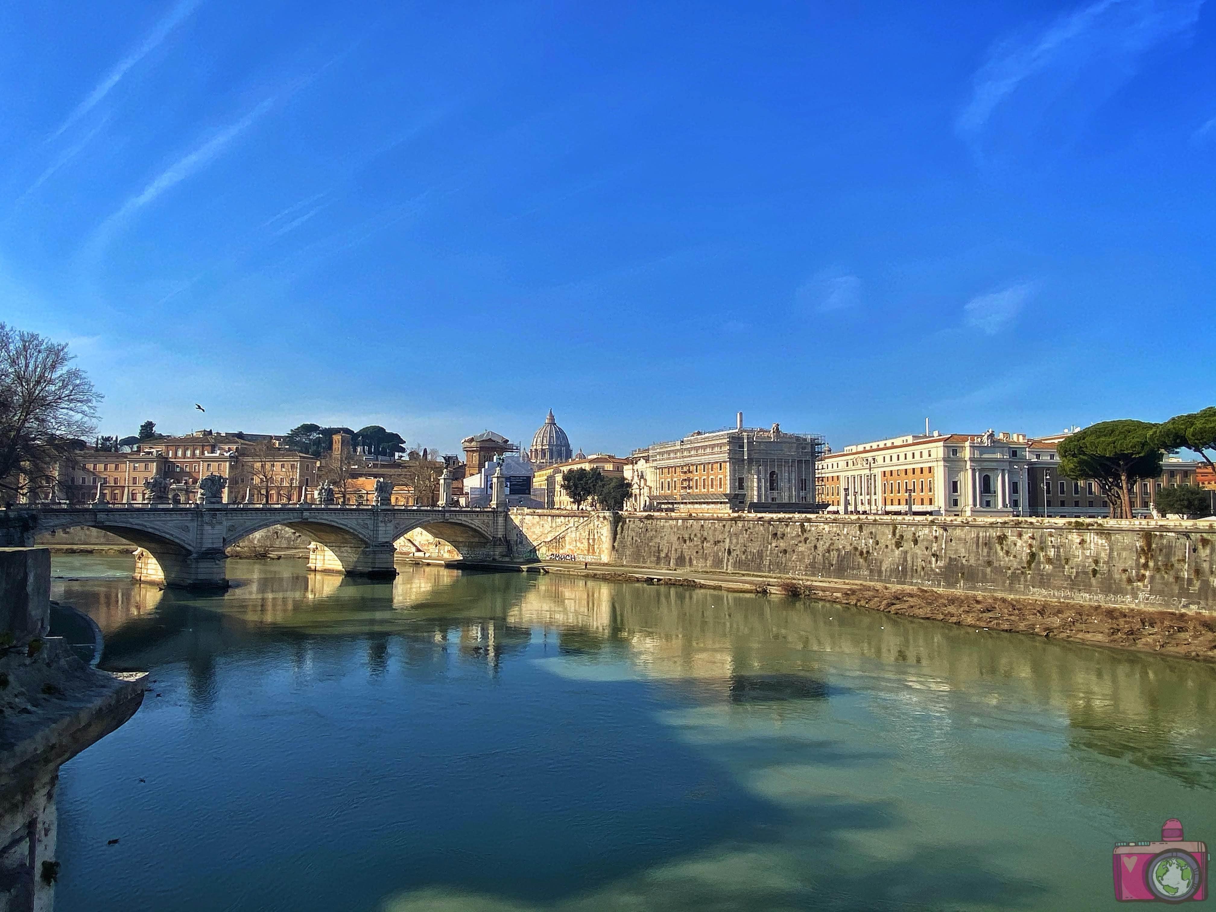 Cosa vedere a Roma Ponte Sant'Angelo