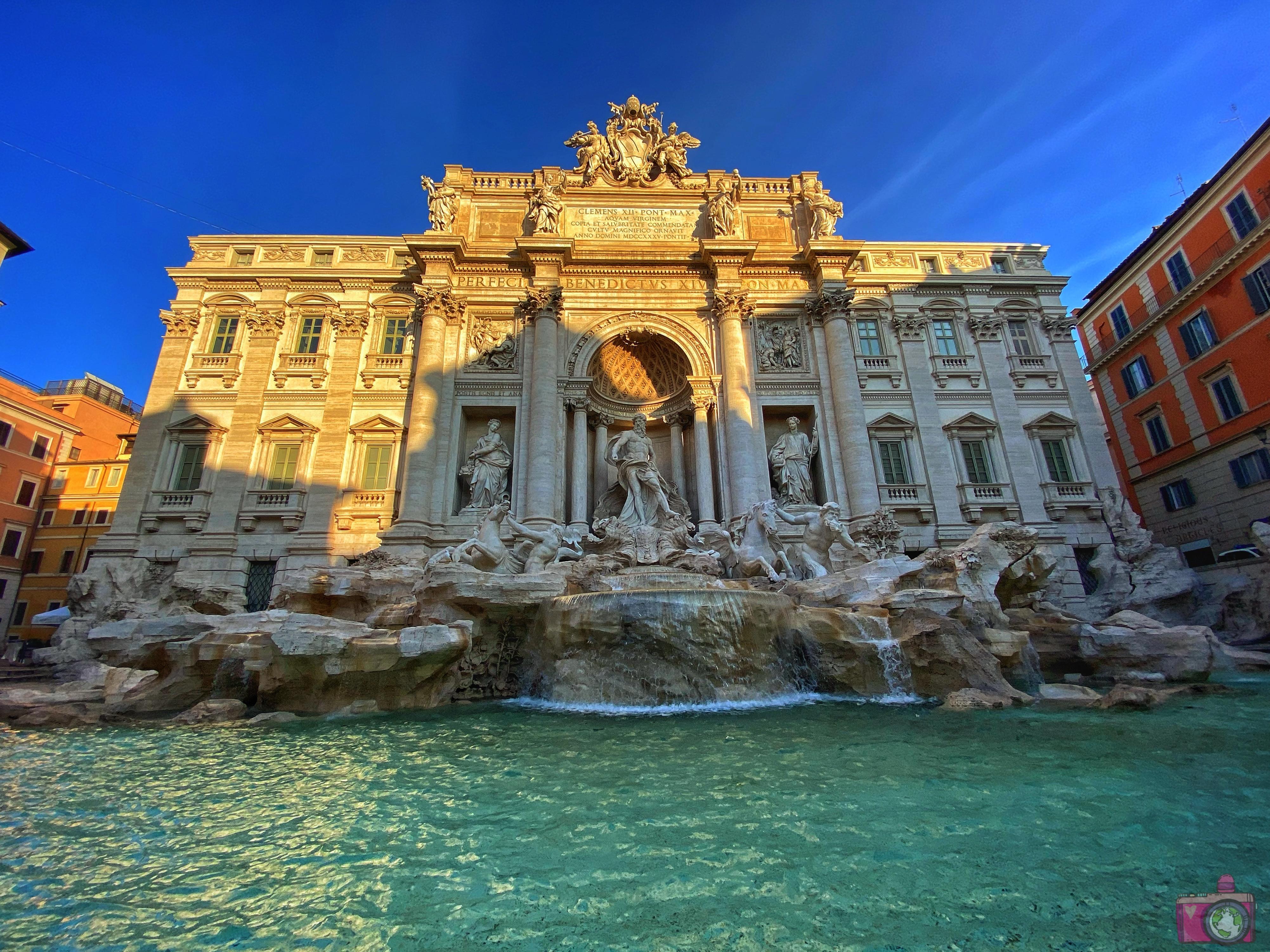Cosa vedere a Roma Fontana di Trevi